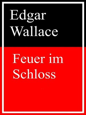 cover image of Feuer im Schloss