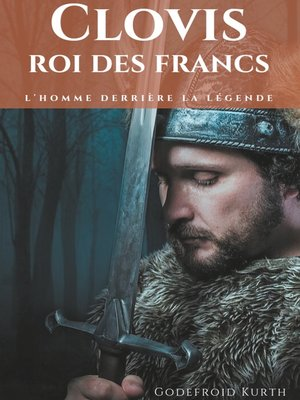 cover image of Clovis, roi des Francs