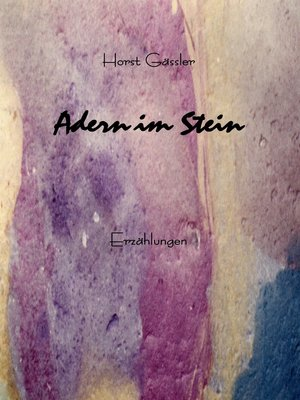 cover image of Adern im Stein