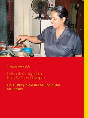 cover image of Lakmalie's originale Reis & Curry Rezepte