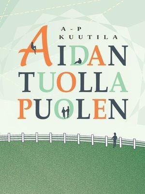 cover image of Aidan tuolla puolen