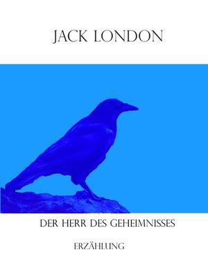 cover image of Der Herr des Geheimnisses