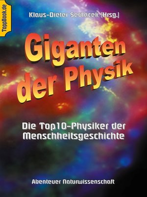 cover image of Giganten der Physik