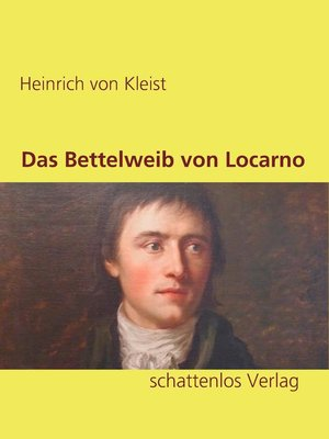 cover image of Das Bettelweib von Locarno