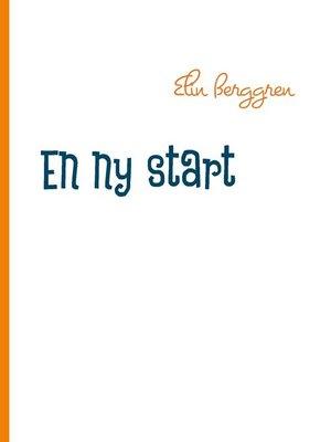 cover image of En ny start