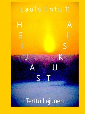 cover image of Heijastuksia