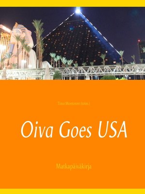 cover image of Oiva Goes USA