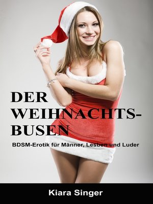 cover image of Der Weihnachtsbusen