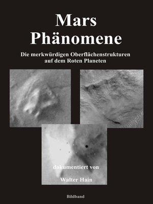 cover image of Marsphänomene