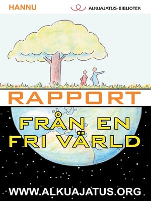 cover image of Rapport från en fri värld