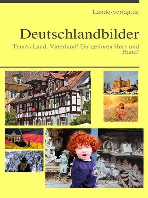 cover image of Deutschlandbilder