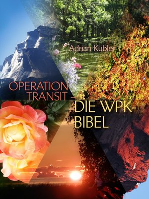 cover image of OPERATION TRANSIT – DIE WPK-BIBEL