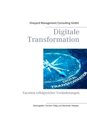 cover image of Digitale Transformation