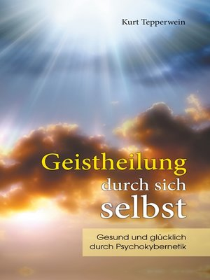cover image of Geistheilung durch sich selbst