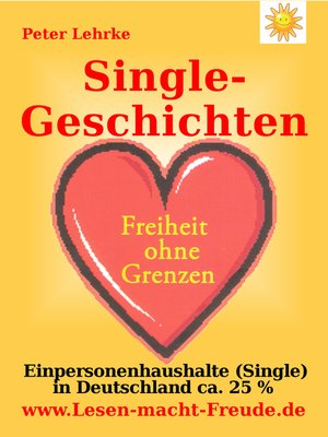 cover image of Single-Geschichten