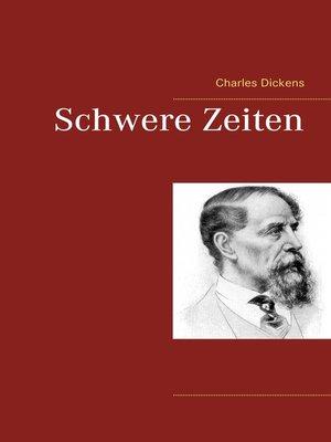 cover image of Schwere Zeiten