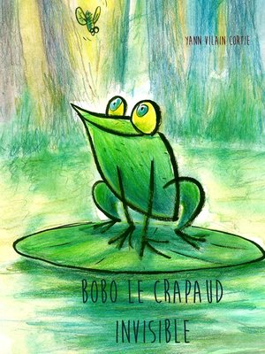 cover image of Bobo le Crapaud invisible