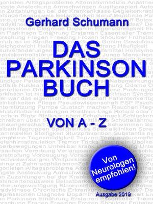 cover image of Das Parkinsonbuch von A--Z