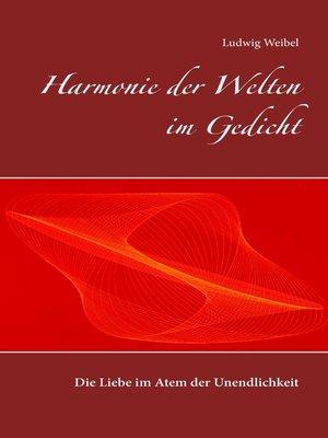 cover image of Harmonie der Welten im Gedicht