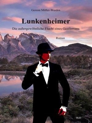 cover image of Lunkenheimer