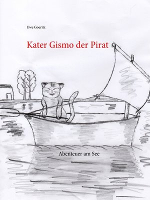 cover image of Kater Gismo der Pirat