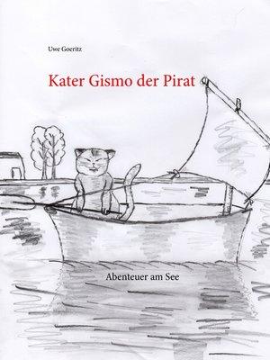 cover image of Kater Gismo der Pirat