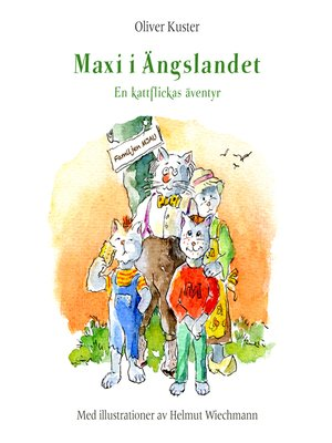 cover image of Maxi i Ängslandet