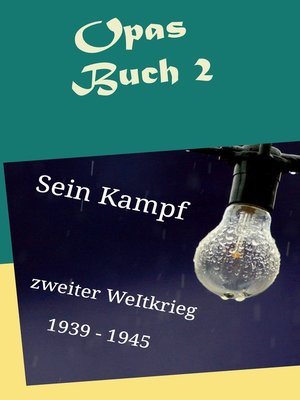 cover image of Opas Buch 2