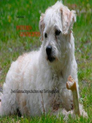 "cover image of ""Pfötchen-Geschichten"""