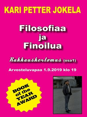 cover image of Filosofiaa ja Finoilua