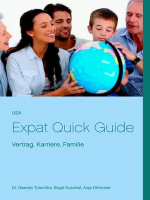 cover image of USA Expat Quick Guide