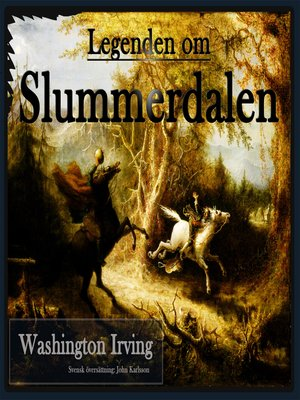 cover image of Legenden om Slummerdalen
