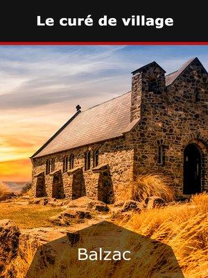 cover image of Le curé de village