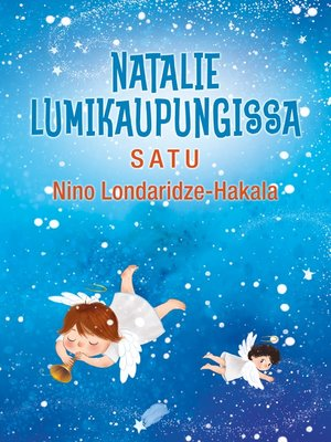 cover image of Natalie lumikaupungissa
