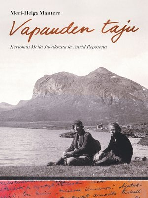 cover image of Vapauden taju
