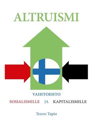 cover image of Altruismi