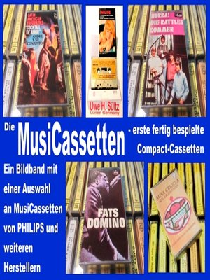 cover image of Die MusiCassetten