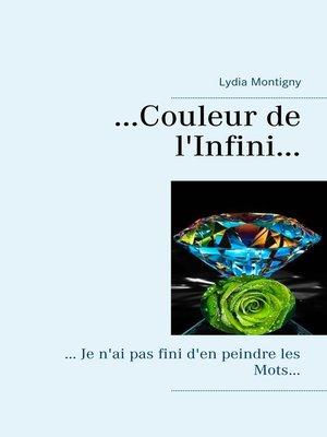 cover image of ... couleur de l'Infini...