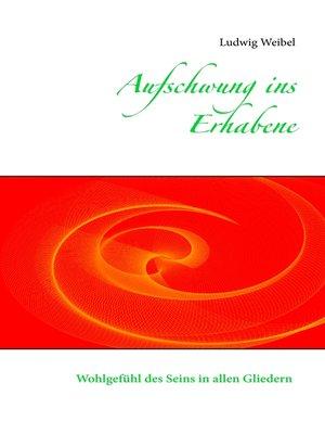 cover image of Aufschwung ins Erhabene