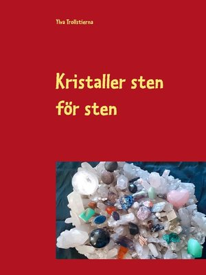cover image of Kristaller sten för sten