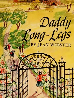 cover image of Daddy Long-Legs