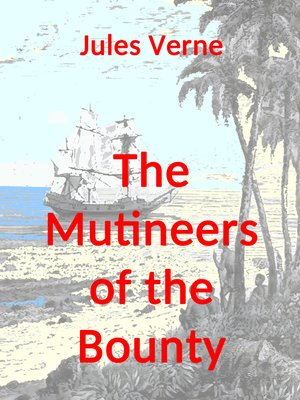 cover image of The Mutineers of the Bounty