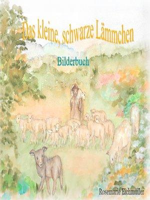 cover image of Das kleine, schwarze Lämmchen