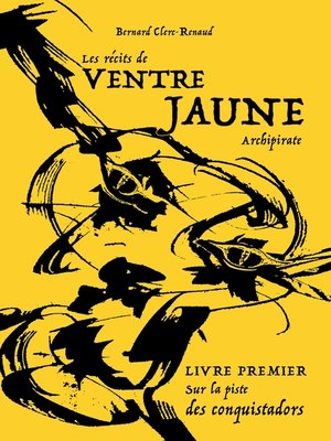 cover image of Les récits de Ventre Jaune, Archipirate