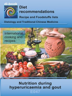 cover image of Nutrition during hyperuricaemia and gout