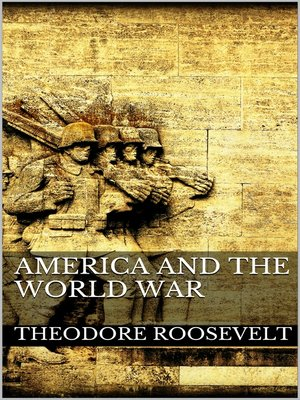 cover image of America and the World War