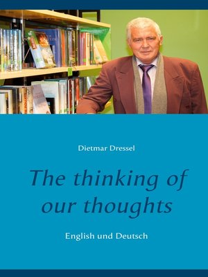 cover image of The thinking of our thoughts