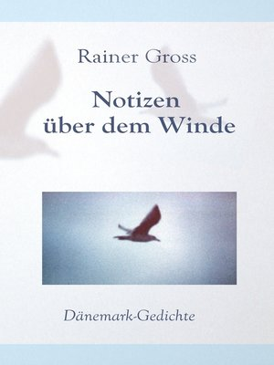 cover image of Notizen über dem Winde