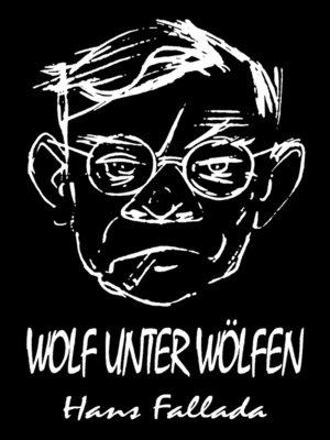 cover image of Wolf unter Wölfen (Roman)