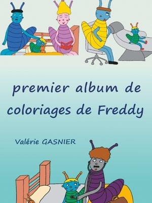 cover image of Album de coloriages de Freddy